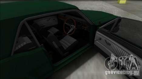 1965 Ford Mustang для GTA San Andreas вид сзади слева