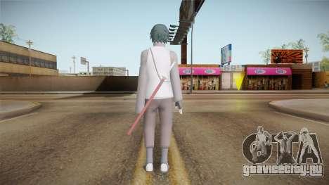 NUNS4 - Sasuke Boruto The Movie v1 для GTA San Andreas третий скриншот