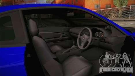 Nissan Silvia S15 Crew 99 для GTA San Andreas вид справа