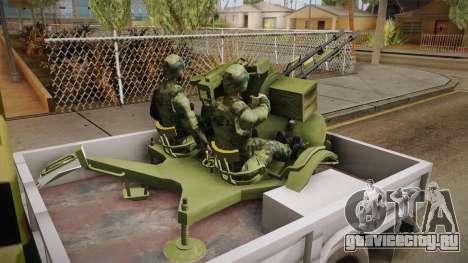 TAM 110 Vojno Vozilo v2 для GTA San Andreas вид справа