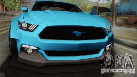 Ford Mustang GT Premium HPE750 Boss для GTA San Andreas вид справа