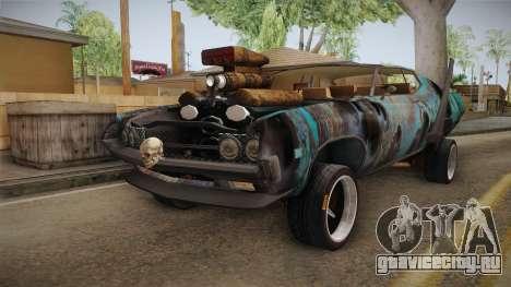 Ford Gran Torino Mad Max для GTA San Andreas