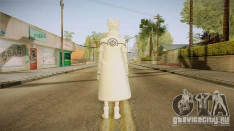 Minato Edo Tensei Kyuubi Chakra Mode для GTA San Andreas третий скриншот