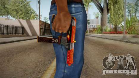 Vindi Halloween Weapon 10 для GTA San Andreas третий скриншот