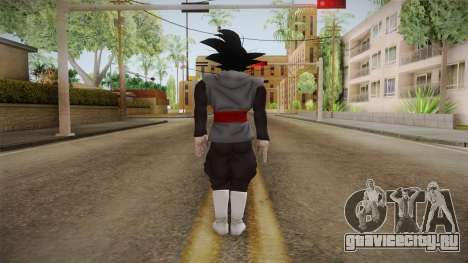 DBX2 - Goku Black для GTA San Andreas третий скриншот
