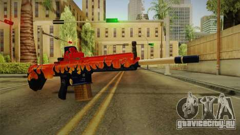 Vindi Halloween Weapon 5 для GTA San Andreas