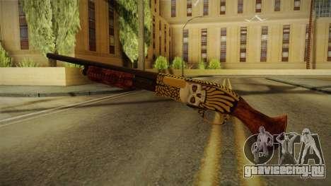 Vindi Halloween Weapon 2 для GTA San Andreas третий скриншот