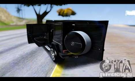 Mercedes-Benz G65 AMG для GTA San Andreas вид сбоку