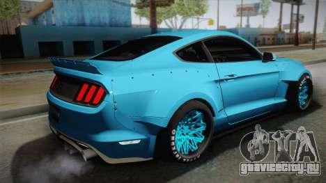 Ford Mustang GT Premium HPE750 Boss для GTA San Andreas вид слева