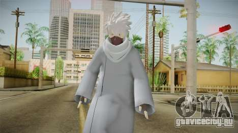 NUNS4 - Kakashi Hokage Normal Eyes для GTA San Andreas