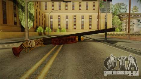 Vindi Halloween Weapon 2 для GTA San Andreas второй скриншот