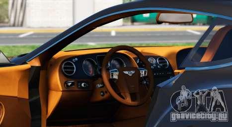 Bentley EXP 10 Speed 6 для GTA 5 вид справа