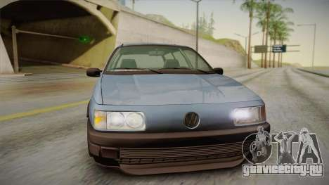Volkswagen Passat B3 2.0 для GTA San Andreas вид справа