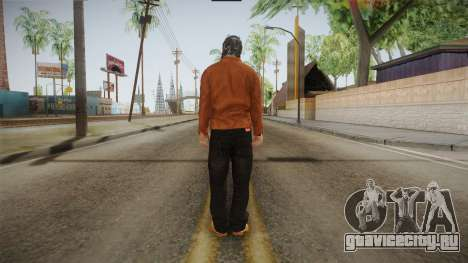 GTA 5 Trevor Sport Leather Jacket v2 для GTA San Andreas третий скриншот