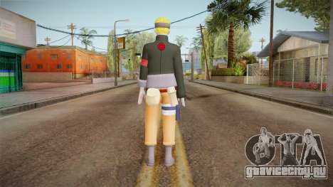 NUNS4 - Naruto The Last для GTA San Andreas третий скриншот
