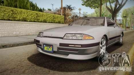 GTA 5 Zirconium Stratum Sedan для GTA San Andreas