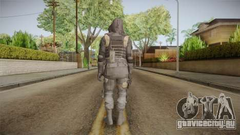 CoD 4: MW Remastered SAS v3 для GTA San Andreas третий скриншот