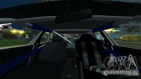 BMW 325i E30 для GTA San Andreas вид сзади слева