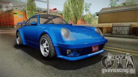 GTA 5 Pfister Comet Retro для GTA San Andreas