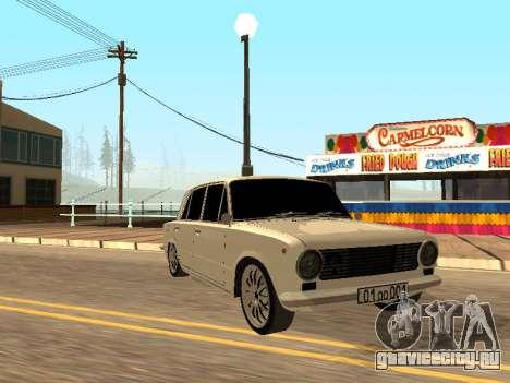 VAZ 2101 Аrmenian для GTA San Andreas вид справа