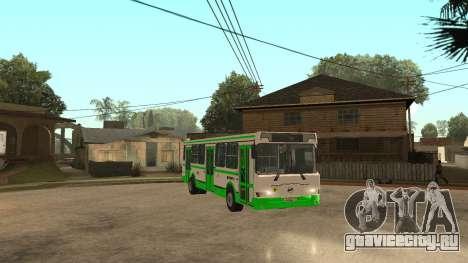 ЛиАЗ-5256.40 для GTA San Andreas