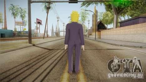Minato Business Suit для GTA San Andreas третий скриншот