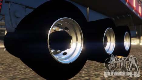 CARRETA для GTA 5 пятый скриншот