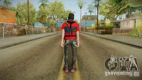 Skin Napoleon для GTA San Andreas третий скриншот