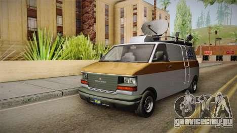 GTA 5 Declasse Burrito News для GTA San Andreas