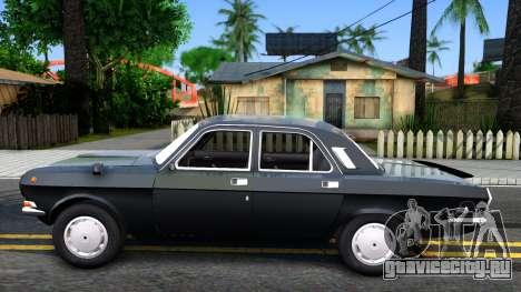 ГАЗ 24-10 для GTA San Andreas вид слева