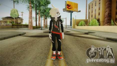 Pokémon Sun (Moon) - Gladion для GTA San Andreas второй скриншот