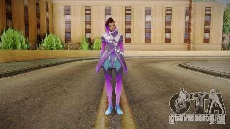 Overwatch - Sombra для GTA San Andreas второй скриншот