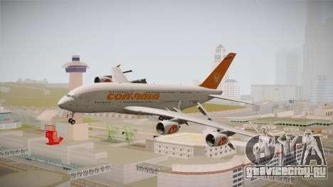 Airbus A380-861 Conviasa для GTA San Andreas