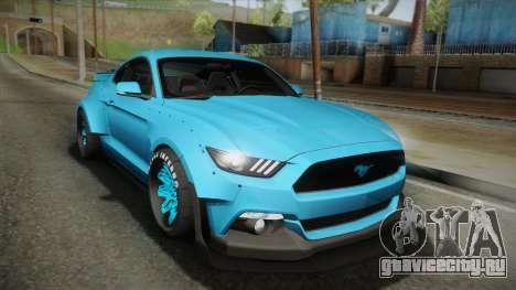 Ford Mustang GT Premium HPE750 Boss для GTA San Andreas