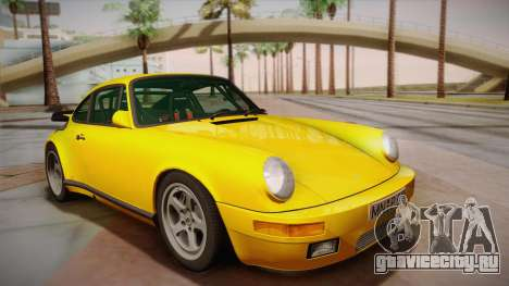 RUF CTR Yellowbird (911 930) 1987 для GTA San Andreas