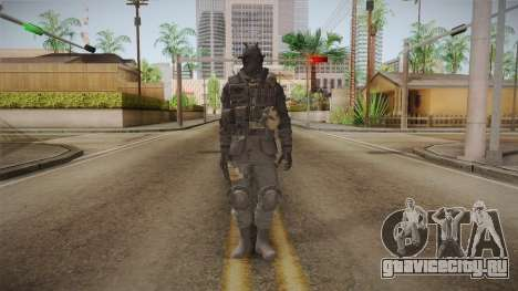 CoD 4: MW Remastered SAS v6 для GTA San Andreas второй скриншот