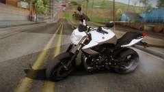 Yamaha XJ6 2013