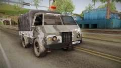 TAM 110 Vojno Vozilo