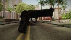 CoD 4: MW - Beretta M9 Remastered для GTA San Andreas