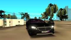 Mercedes-Benz S-Class для GTA San Andreas