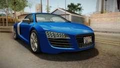 Audi Le Mans Quattro 2005 v1.0.0 Dirt