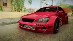Lexus IS300 Rocket Bunny для GTA San Andreas