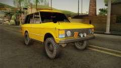 Land Rover Range Rover 1978