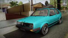 Volkswagen Golf Mk2 1991