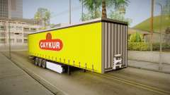Caykur Trailer