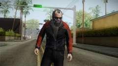 GTA 5 Trevor Sport Leather Jacket v3 для GTA San Andreas