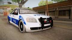 Chevrolet Caprice Turkish Police