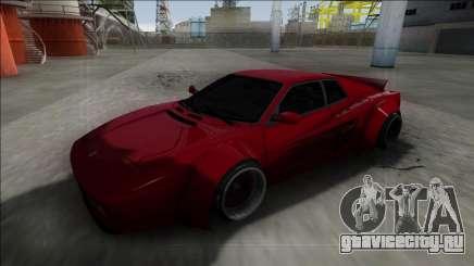 Ferrari 512 TR Rocket Bunny для GTA San Andreas