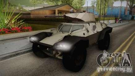 Panhard CRAB для GTA San Andreas