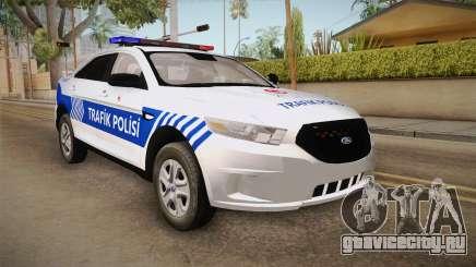 Ford Taurus Turkish Traffic Police для GTA San Andreas